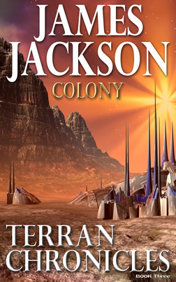 terran chronicles colony