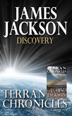 Terran Chronicles - Discovery available in Paperback NOW
